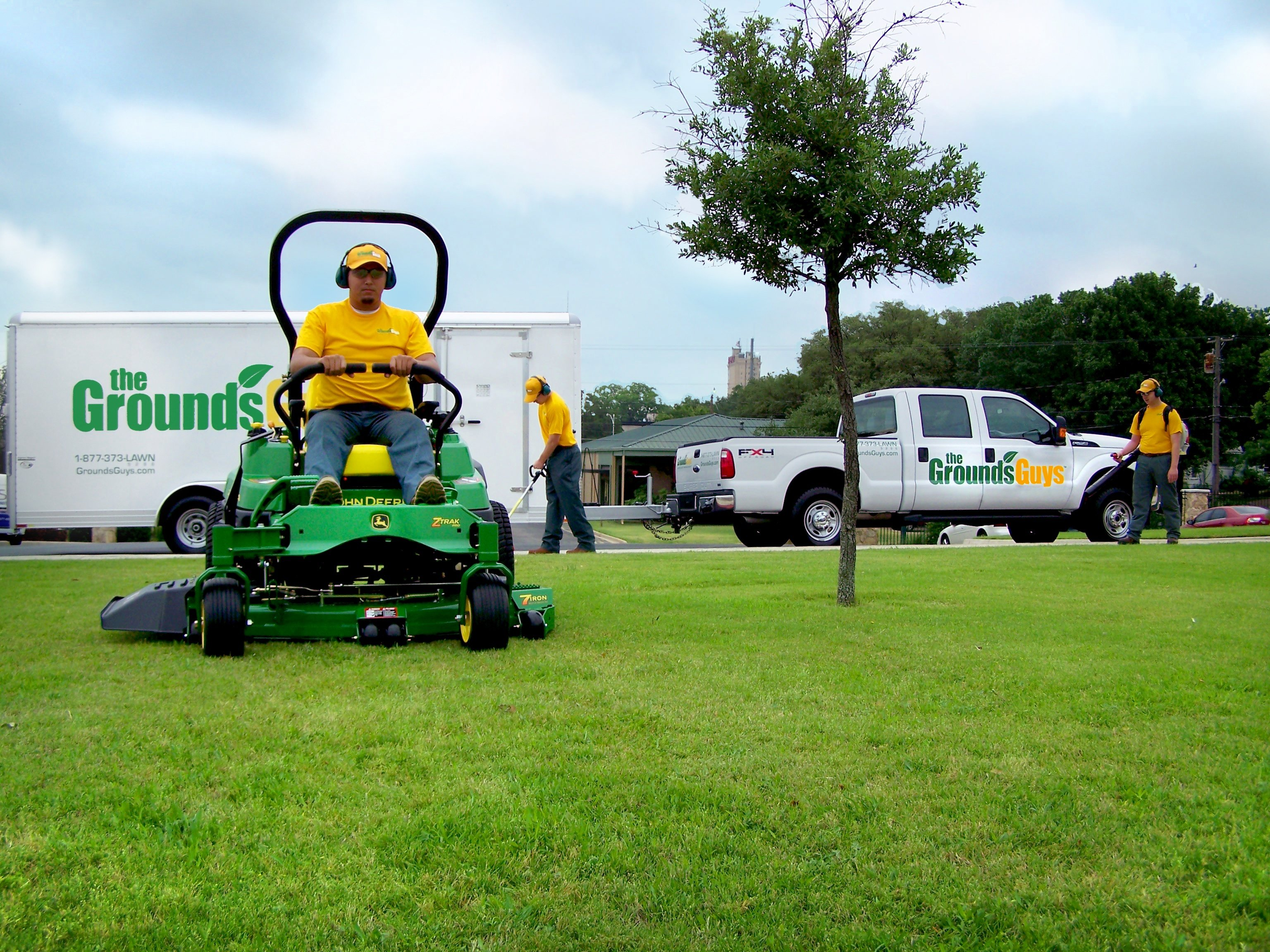 How to Start a Landscaping Business with The Grounds Guys